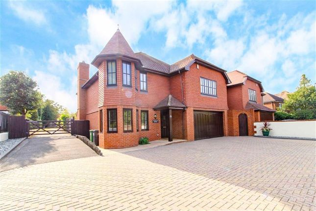 Thumbnail Detached house for sale in The Green, St Leonards-On-Sea, East Sussex