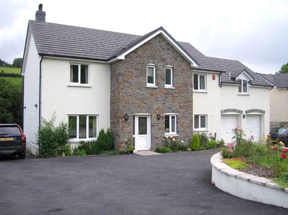 Thumbnail Detached house for sale in Ger Y Duad, Cynwyl Elfed, Nr Carmarthen