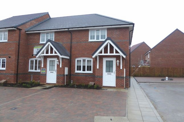 Thumbnail Terraced house to rent in Rokeby Way, Spennymoor