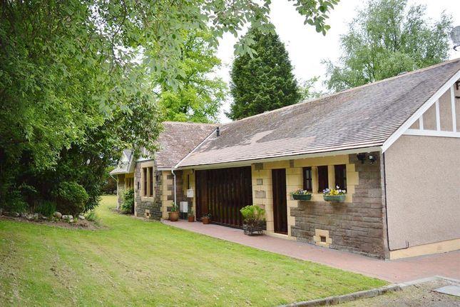 Thumbnail Bungalow for sale in Gardenside Cottage, 1 Ingleneuk, Alloa