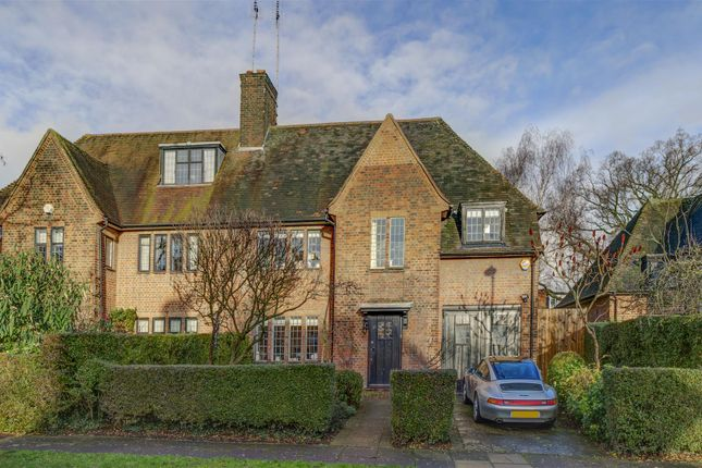 Thumbnail Semi-detached house for sale in Southway, London