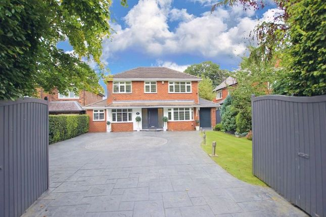 Thumbnail Detached house for sale in Manor Road, Eastham, Wirral