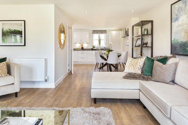 "Thumbnail Terraced house for sale in ""Henwick"" at Fetlock Drive, Newbury"
