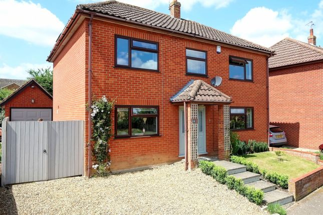 Thumbnail Detached house for sale in Old Grammar Lane, Bungay