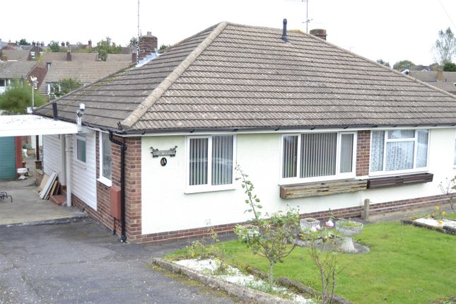Thumbnail Semi-detached bungalow for sale in Prior Way, Colchester