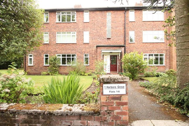 Thumbnail Flat to rent in Harboro Grove, Sale, Cheshire