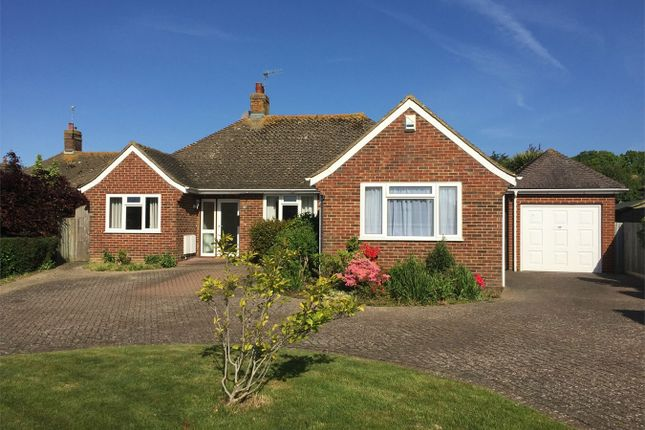 Thumbnail Detached bungalow for sale in Winston Drive, Bexhill On Sea