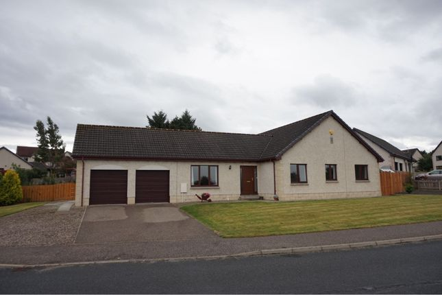 Thumbnail Detached bungalow for sale in Redwood Crescent, Inverness