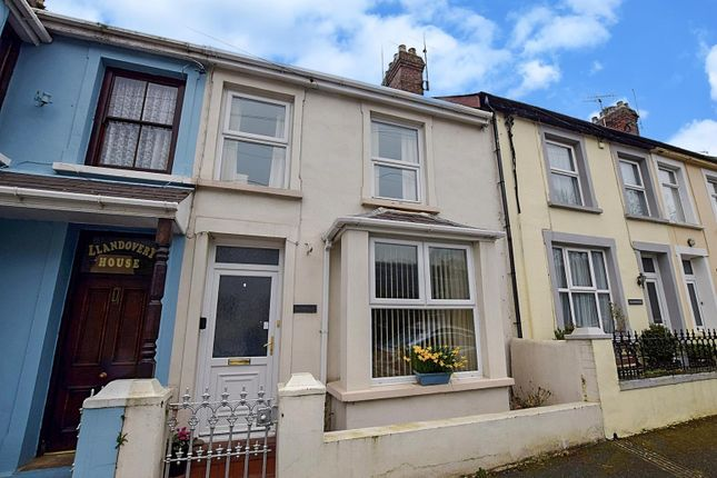 2 bed terraced house for sale in Goodwick Industrial Estate, Main Street, Goodwick SA64