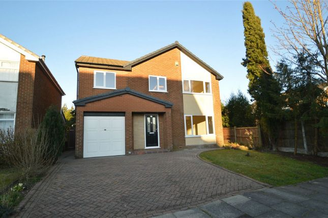 4 bed detached house for sale in Winchester Avenue, Heywood, Lancashire