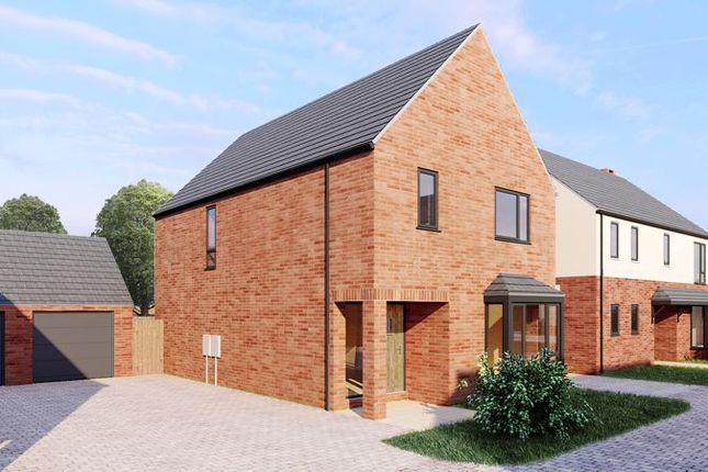 Thumbnail Detached house for sale in Plot 2, Moorcroft Farm, Crowle