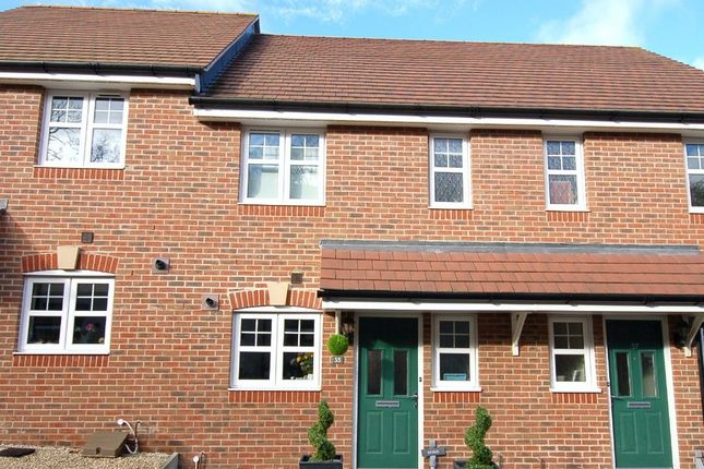 Thumbnail Terraced house for sale in Gomer Road, Bagshot