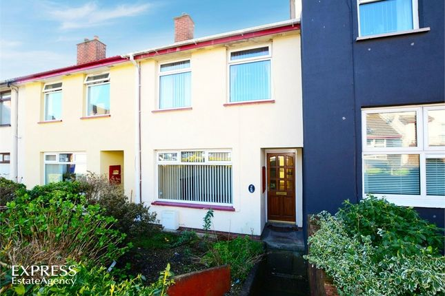 Thumbnail Terraced house for sale in Thomas Street, Newtownards, Northern Island