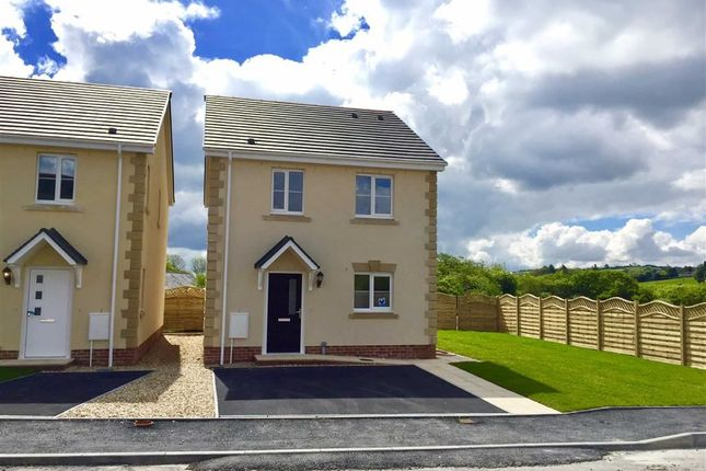Thumbnail Detached house for sale in Tirydderwen, Cross Hands, Llanelli
