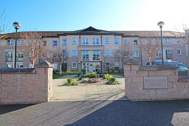 Thumbnail Flat for sale in Royal Ness Court, Ness Walk, Inverness