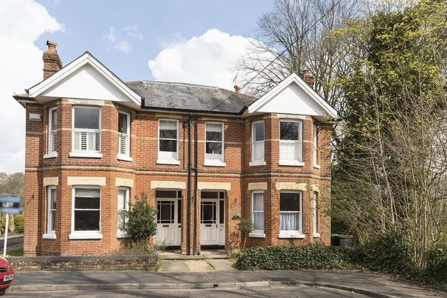 Thumbnail Flat to rent in Arthur Road, Winchester