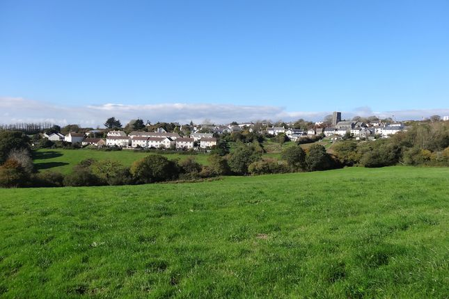 Thumbnail Land for sale in Development Site For 4 Houses, Greenslade Road, Blackawton