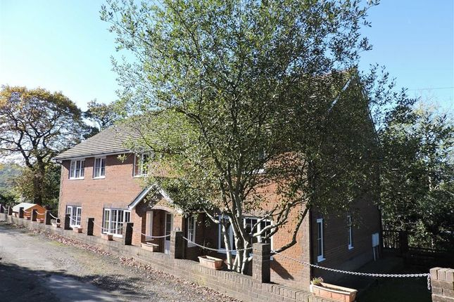 Thumbnail Detached house for sale in Tirbach Drive, Pontardawe, Swansea