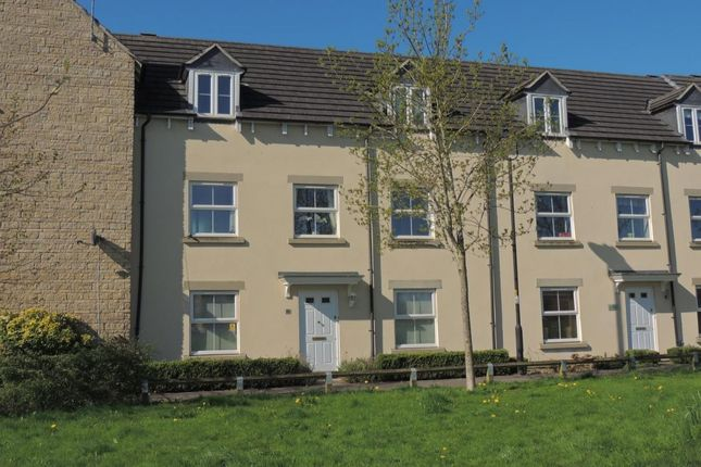 Thumbnail Terraced house for sale in Zander Road, Calne