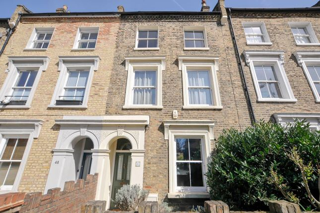 Thumbnail Terraced house for sale in Lordship Road, London