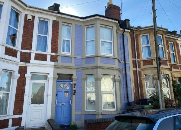 Thumbnail Terraced house for sale in Pearl Street, Bedminster, Bristol