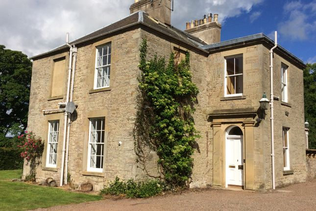Thumbnail Semi-detached house for sale in The Wellnage, Duns, Berwickshire