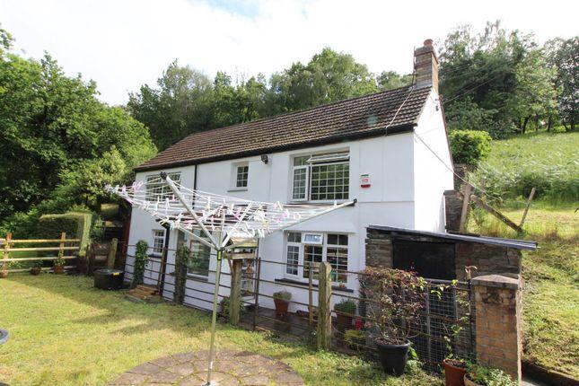 Detached house for sale in Penrhiwbicca, Newbridge, Newport