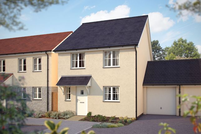 Detached house for sale in Baileys Meadow, Hayle