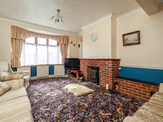 Living Room of Churchmoor Lane, Arnold, Nottingham NG5
