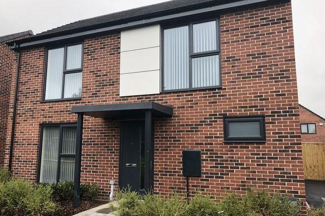 Thumbnail Semi-detached house to rent in Flockton Lane, Askern, Doncaster