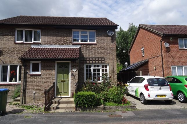 Thumbnail Semi-detached house to rent in The Glade, Fareham