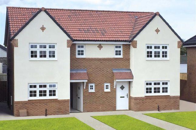 Thumbnail Semi-detached house for sale in Preston Lancaster New Road, Garstang, Preston