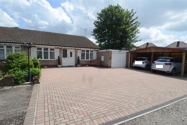 Thumbnail Semi-detached bungalow for sale in Bromford Lane, Ward End, Birmingham