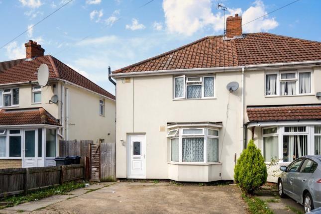 3 bed semi-detached house for sale in Norton Crescent, West Midlands, Birmingham B9
