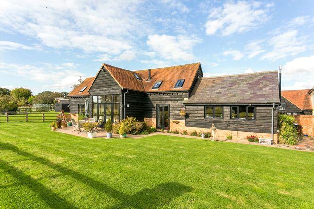 Thumbnail Barn conversion for sale in Chartridge, Chesham, Buckinghamshire