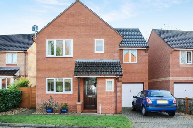 Thumbnail Detached house for sale in Killams Green, Taunton, Somerset