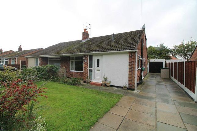 Thumbnail Semi-detached bungalow for sale in Mounthouse Close, Formby, Liverpool