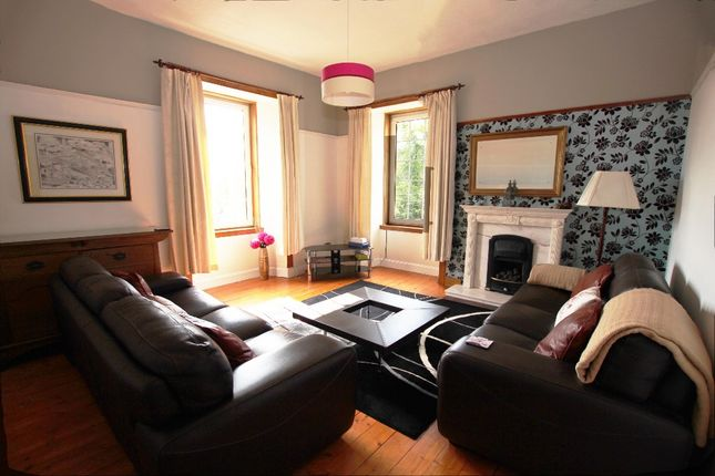Thumbnail Flat to rent in Crow Road, Glasgow