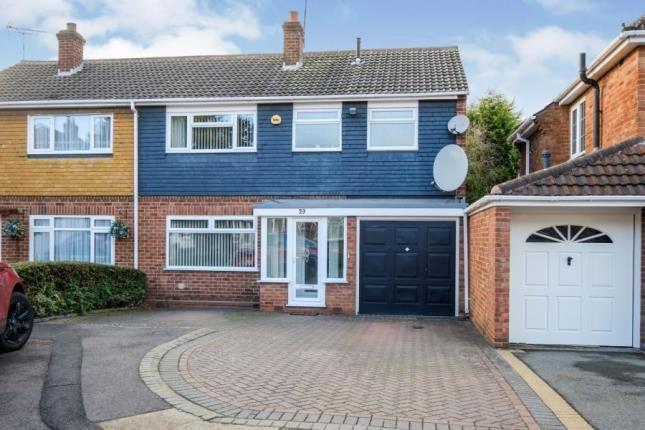 Thumbnail Semi-detached house for sale in Gayhurst Drive, Birmingham, West Midlands