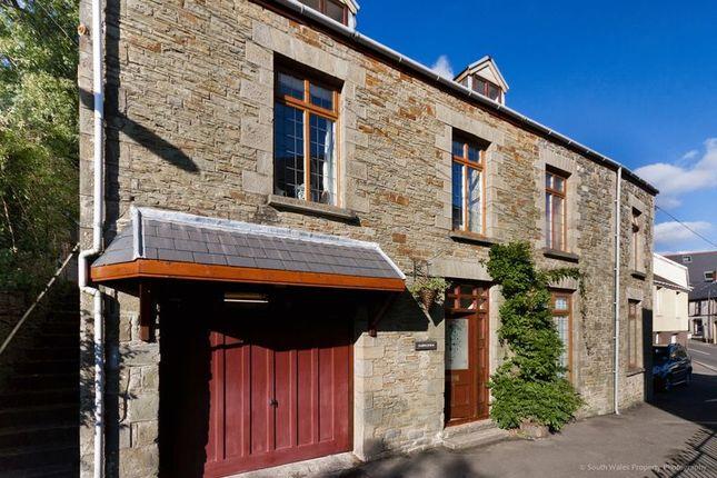 Thumbnail Semi-detached house for sale in Heol Sticil-Y-Beddau, Llantrisant, Pontyclun