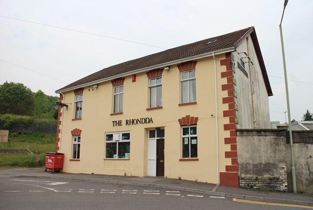 Thumbnail Pub/bar for sale in High Street, Porth