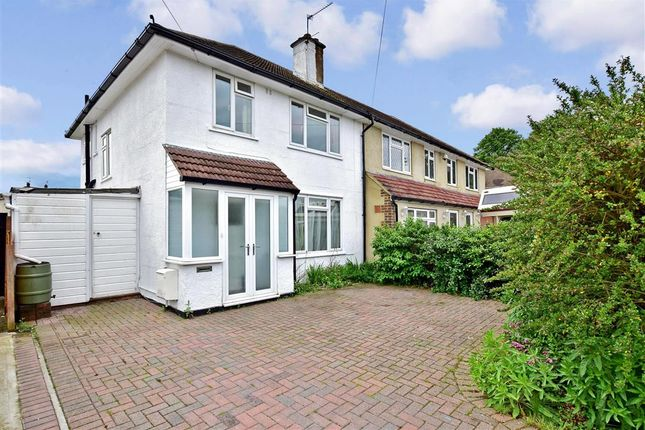 Thumbnail Semi-detached house for sale in Sussex Road, Maidstone, Kent
