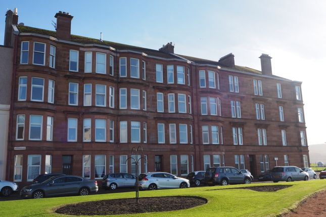 Thumbnail Flat to rent in Sandringham, Largs, North Ayrshire