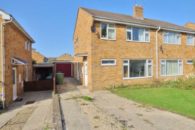 Thumbnail Semi-detached house for sale in Abbotswood Road, Brockworth, Gloucester, Gloucestershire