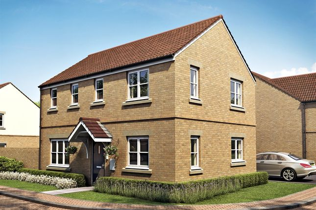 """Thumbnail Detached house for sale in """"The Clayton Corner """" at Rectory Lane, Standish, Wigan"""