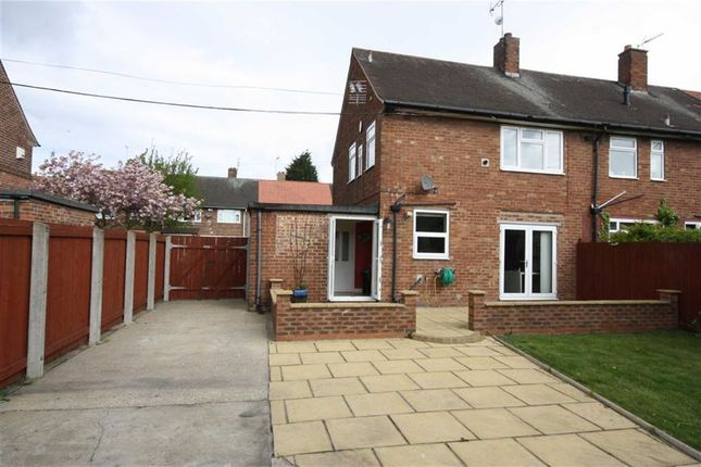 Thumbnail Terraced house to rent in Parthian Road, Hull