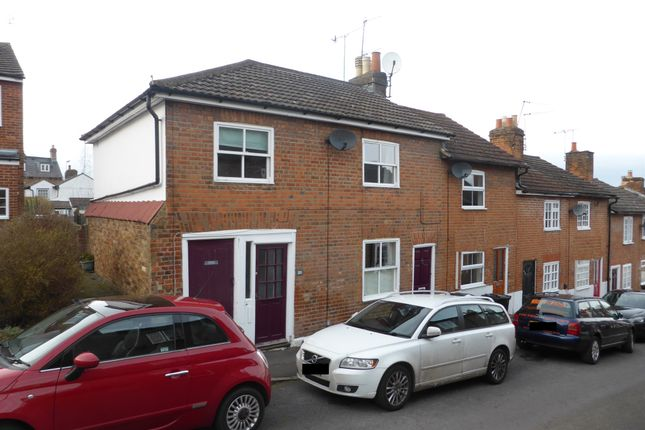 Thumbnail End terrace house for sale in Highfield Road, Berkhamsted