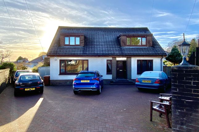 Thumbnail Detached bungalow for sale in Methven Street, High Overtoun, Clydebank