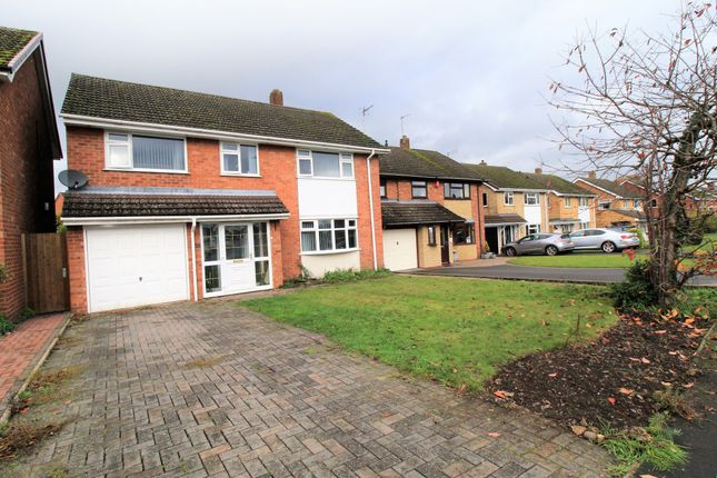 Chadsfield Road, Rugeley WS15