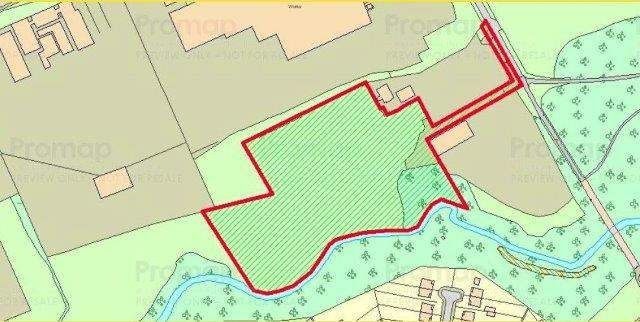 Thumbnail Land for sale in Millar Park, Wellhall Road, Hamilton